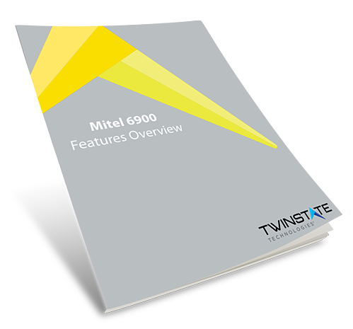 Your Mitel 6900 Features  Book