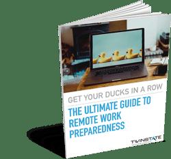 The Ultimate Guide to Remote Work Preparedness Book