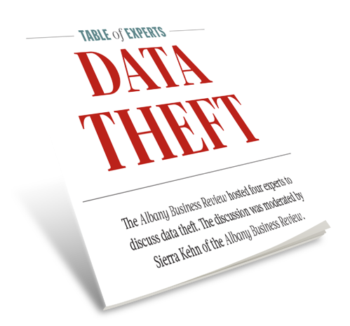 Table of Experts: Data Theft Book