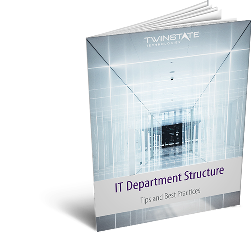 IT Department Structure: Tips and Best Practices  Book