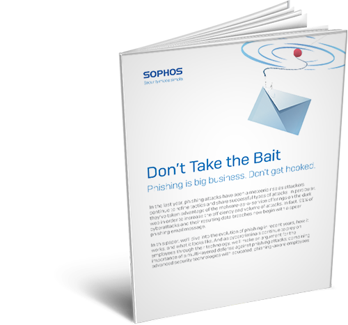Don't Take The Bait  Book