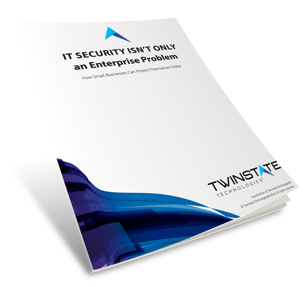 IT Security Isn't Only and Enterprise Problem Book