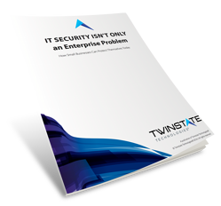 IT Security Isn't Only an Enterprise Problem Book