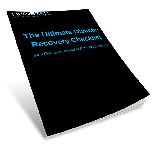 The Ultimate Disaster Recovery Checklist Book