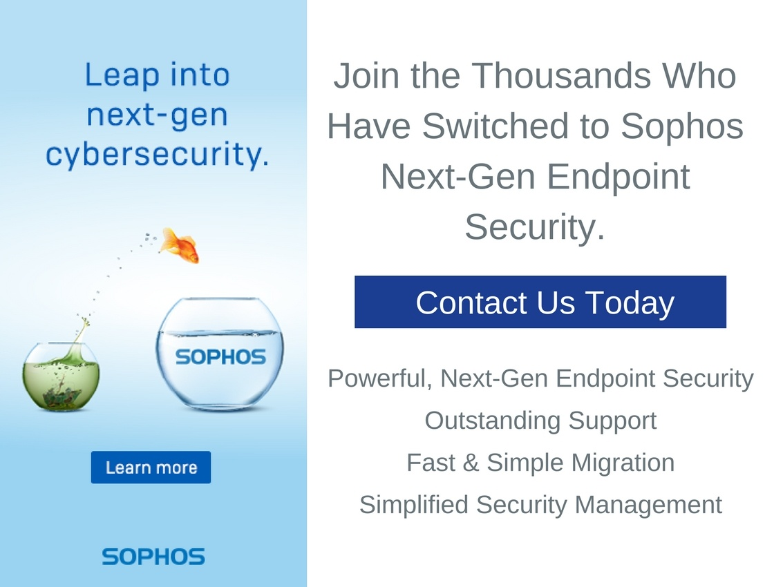 Sophos Next-Gen Endpoint Security